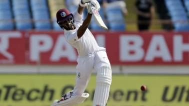 India vs West Indies 2nd Test, Day 1 Highlights: Roston Chase inspires Windies to 295/7 at Stumps