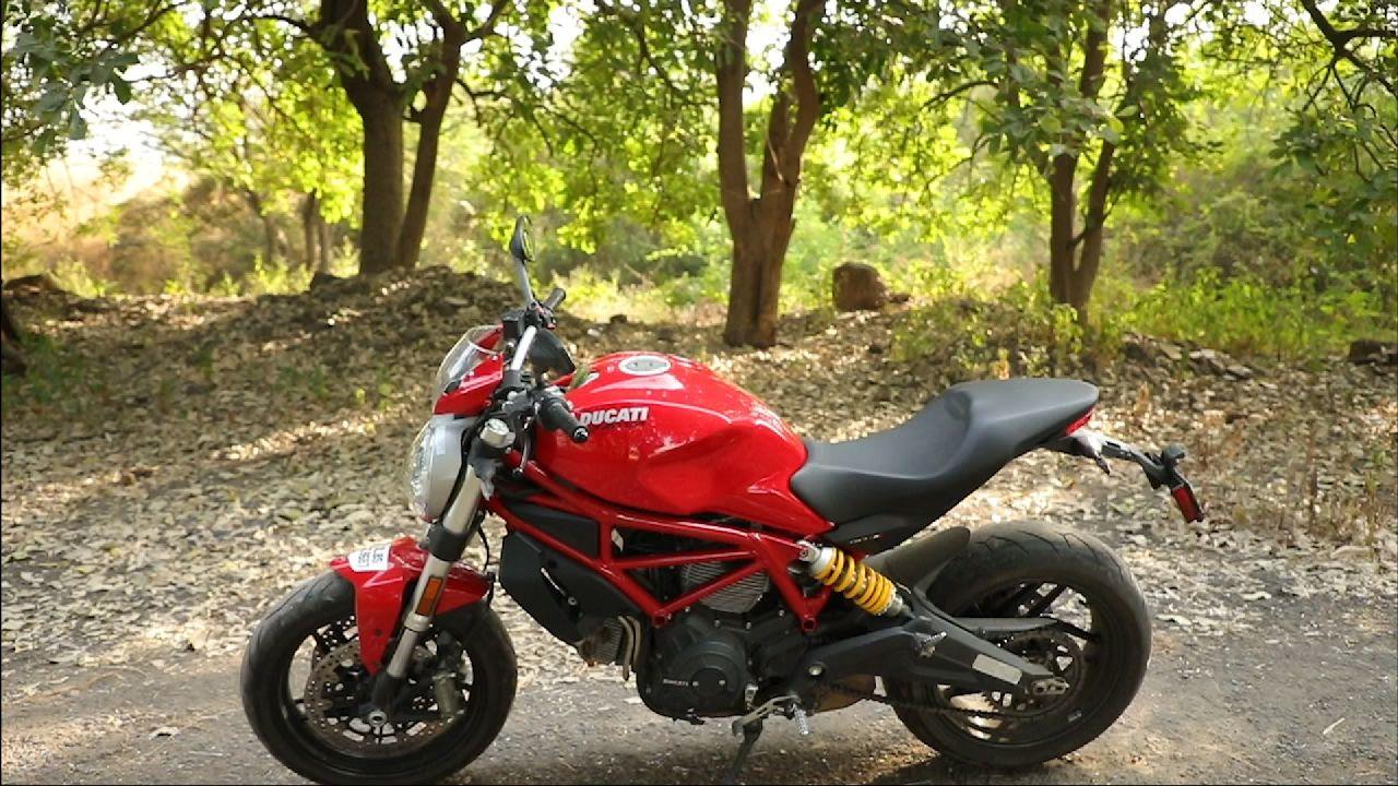 Ducati Monster 797 Review: Best beginner big bike