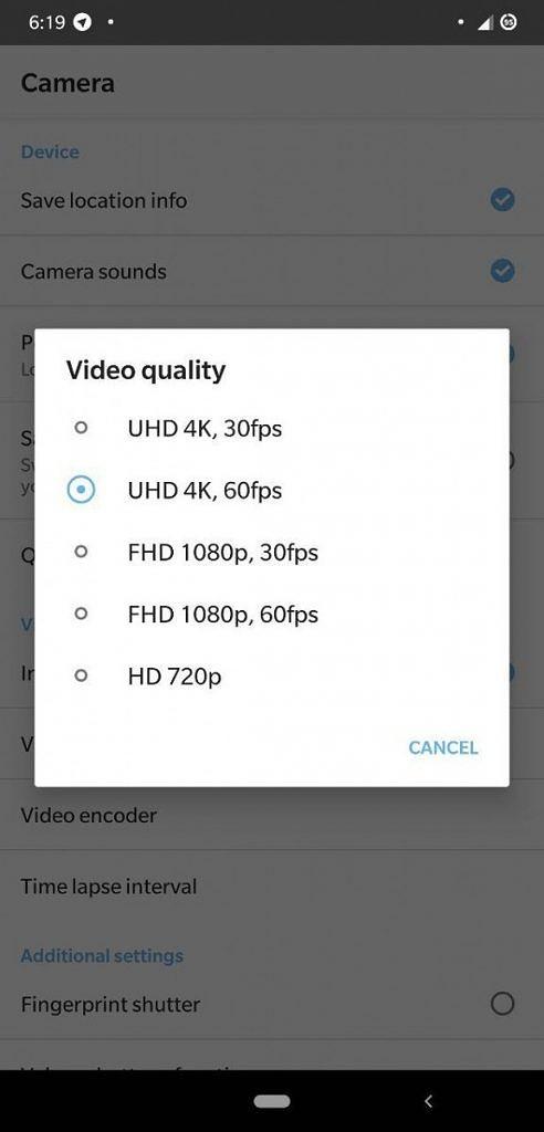 New MiUi update brings 60fps 4K video capability on Poco F1