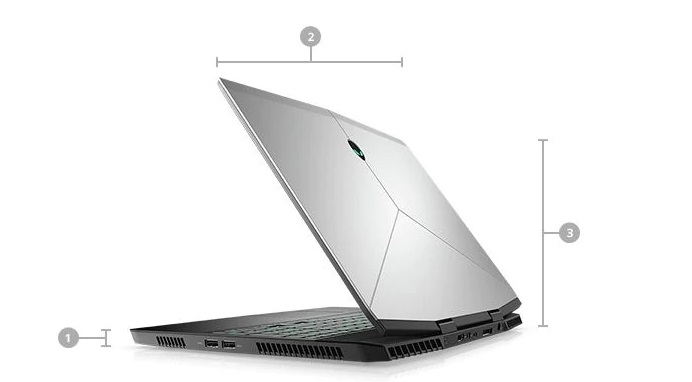 Alienware m15 review: Power and performance come in a
