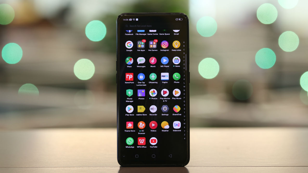Realme X review: More reasons to consider this phone other