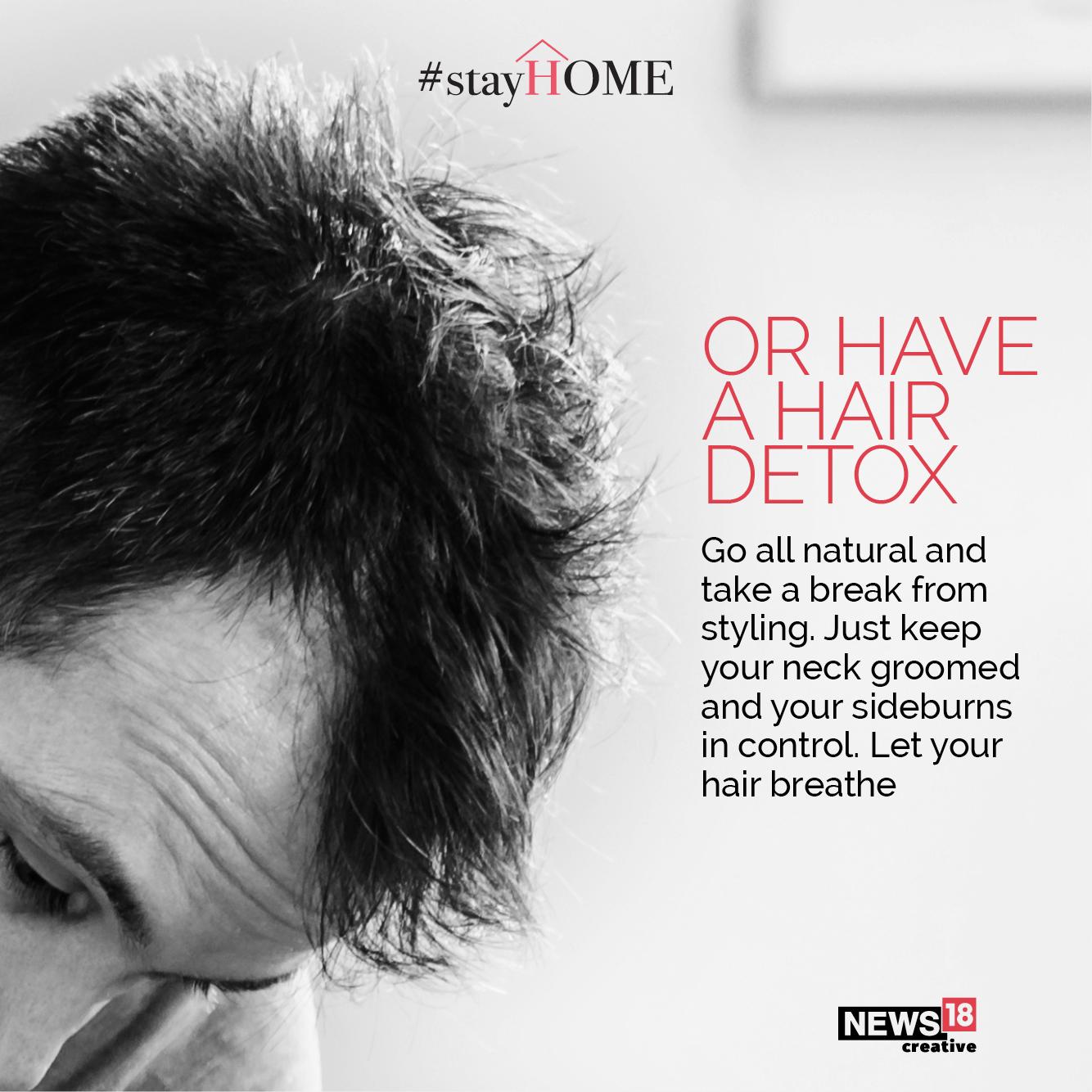 Tip 7 Have a hair detox (Image: News18 Creative)