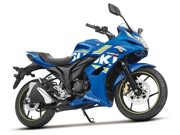 Suzuki Two-Wheelers Unveils New Access, Gixxer and Gixxer SF at Auto Expo