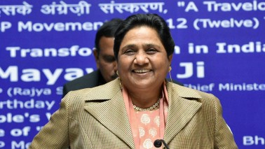 MP pre-poll alliance: Mayawati, Kamal Nath meet in Delhi