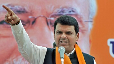 Fadnavis releases 14-minute long audio clip to silence Sena