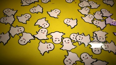 'Snapchat' top-searched app on App Store