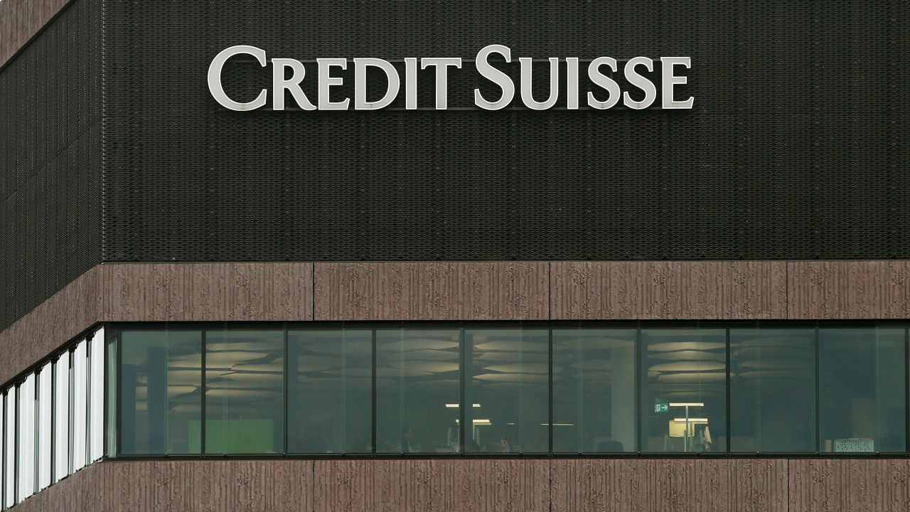 10. Credit Suisse | Fine: Rs 18,718 crore | The Swiss bank had to pay Rs 18,718 crore in 2014 after it pleaded guilty to criminal charges of helping US citizens evade taxes. (Image: Reuters)