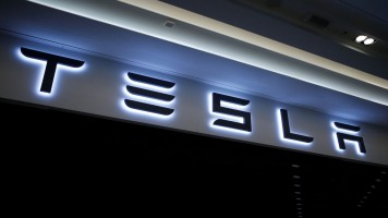 Elon Musk's Tesla launches new Model 3 at $45,000