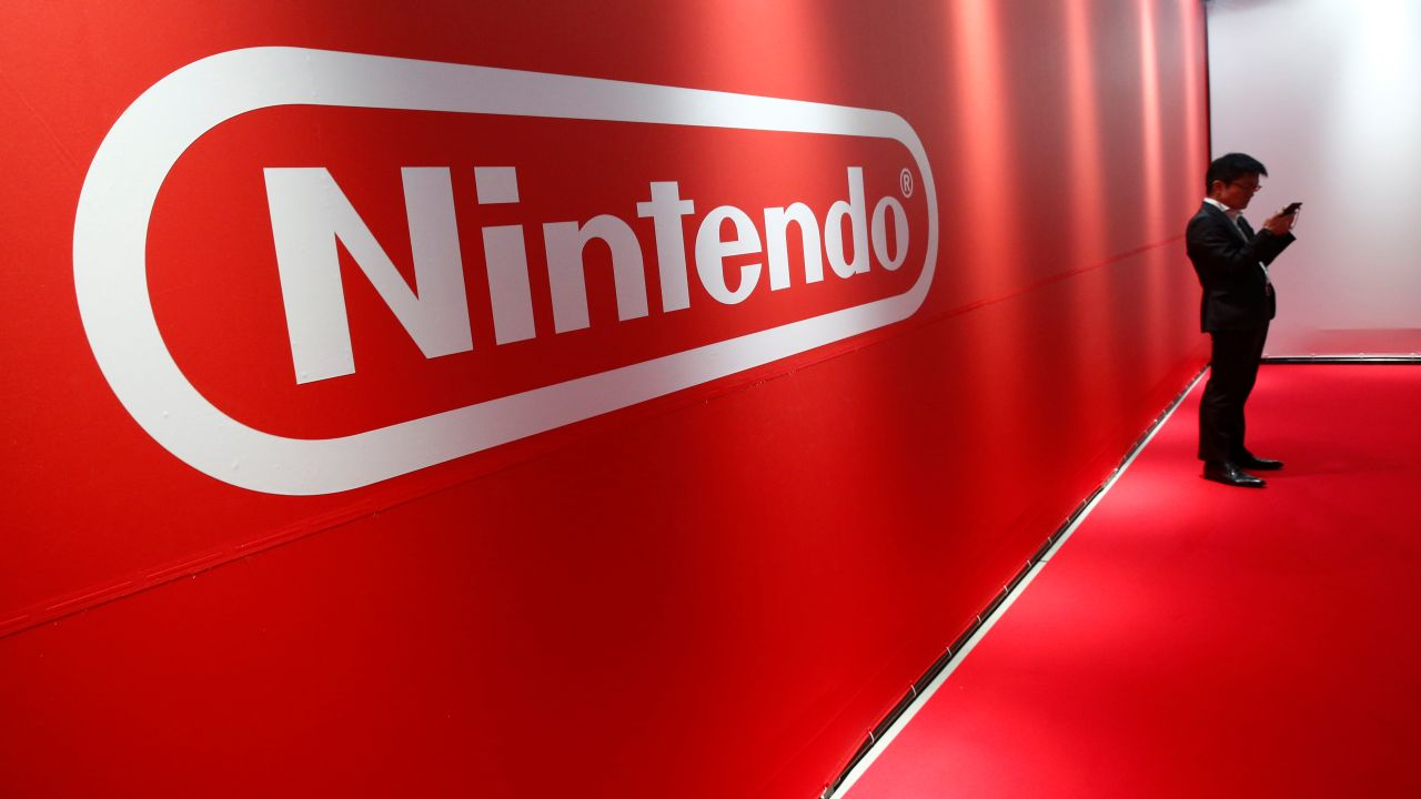 Answer: Nintendo (Image: Reuters)