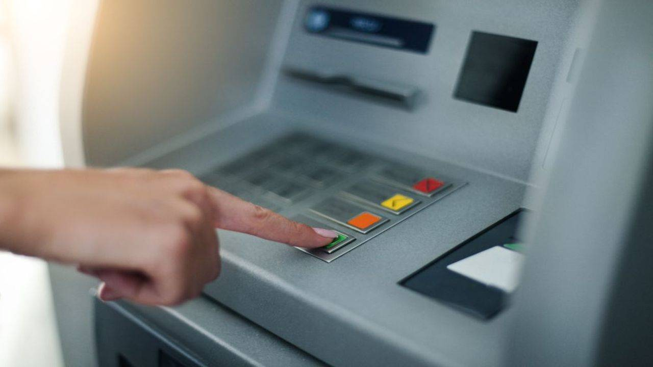 Answer: Brown ATM (Image: Pixabay)
