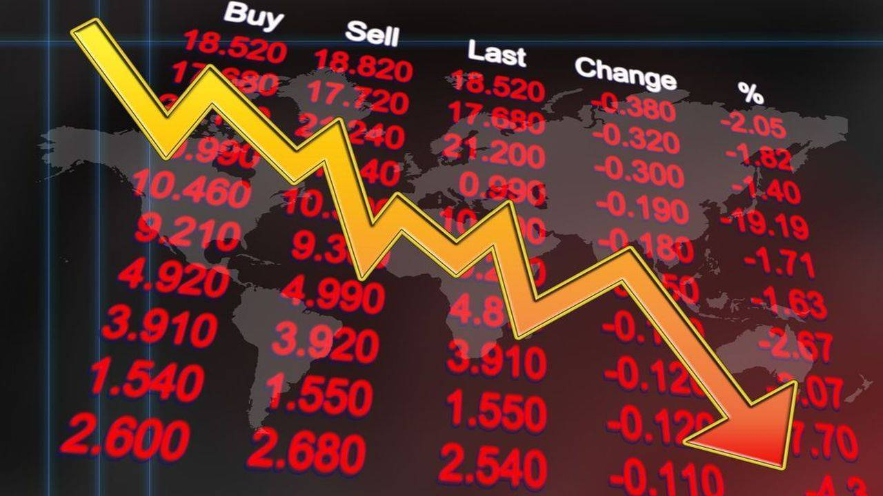 Market tailspin: 5 reasons why investors got spooked