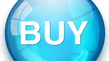 Buy Larsen and Toubro target of Rs 1614: Sharekhan