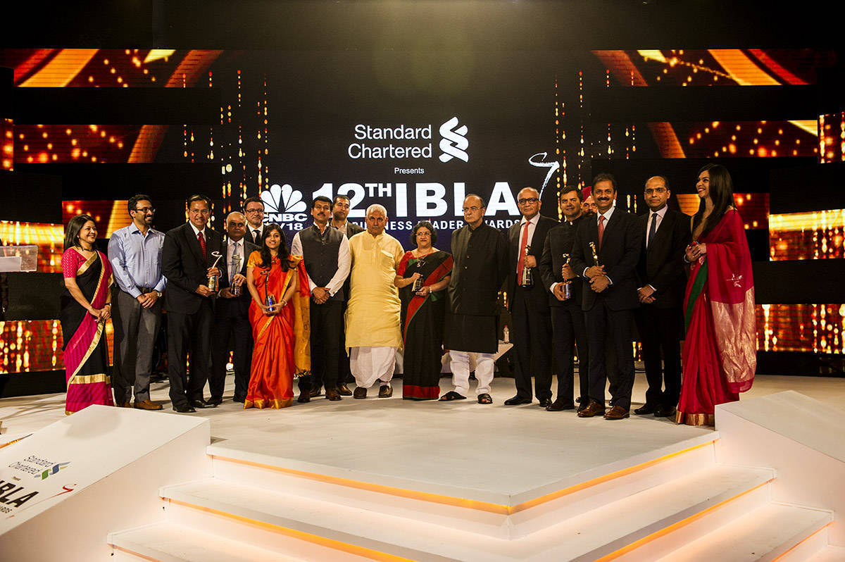 In pictures: CNBC-TV18's India Business Leader Awards 2017