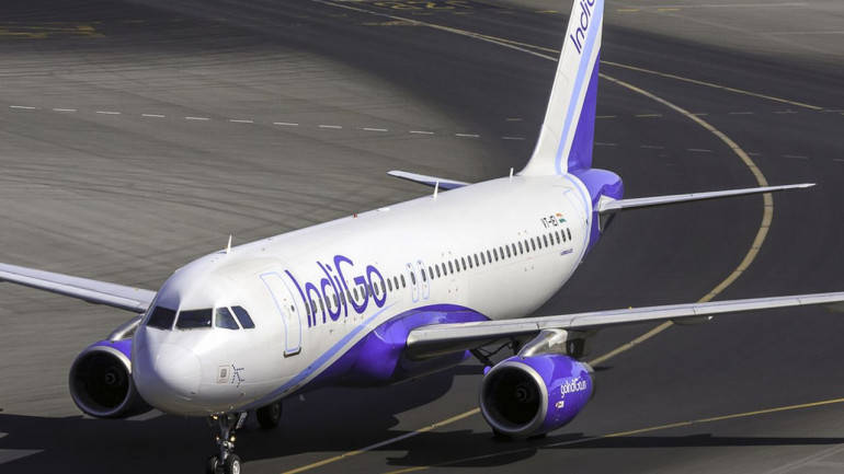 IndiGo operator InterGlobe gains 1 4% on better air traffic data trends