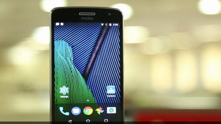 Motorola set to launch Moto G5S Plus soon