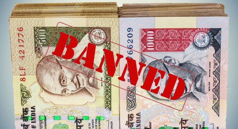 One year since demonetisation: We've said goodbye to two notes and hello to  four