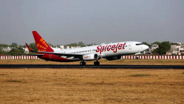 SpiceJet posts Q1 loss at Rs 38 cr on higher fuel cost, arbitration award, FX loss