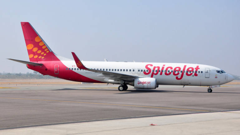 SpiceJet announces four-day mega sale on select routes