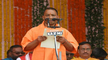 In first TV interview, Yogi Adityanath talks of 'ghar wapsi' through jobs