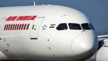 Air India air hostess, 53, falls off plane at Mumbai airport, hospitalised