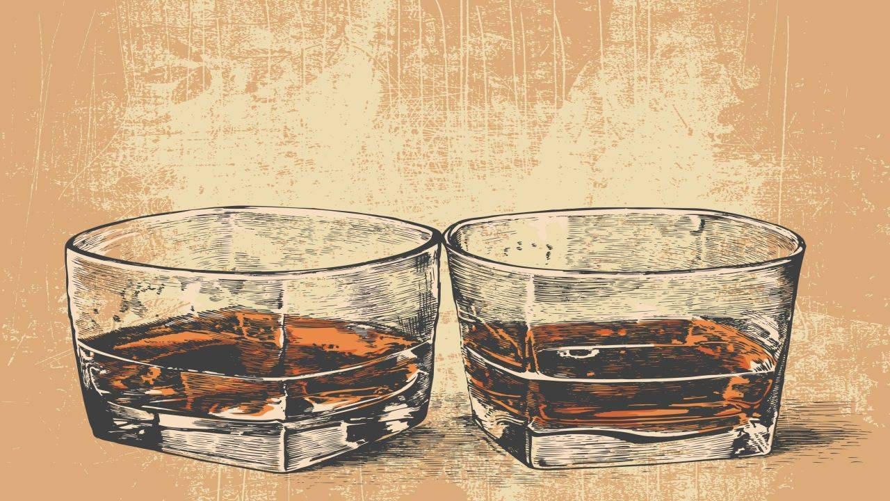 """Q27. Founded by JN Radhakrishna Rao Jagdale in 1947, the name of the company means """"Nectar of Life"""". They were the 1st company to manufacture Single Malt Whiskey in India. Identify the company?"""