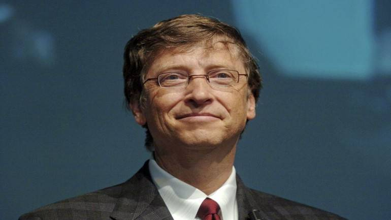 bill gates says having ctrl alt del command in windows computers was