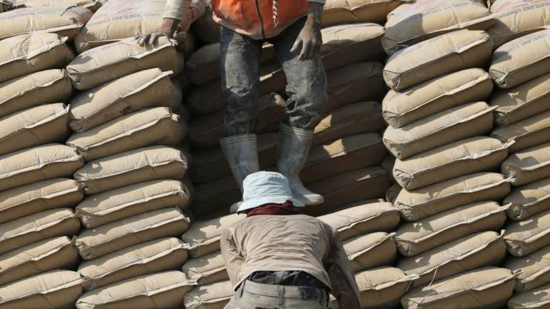 Sagar Cements rises 3% post company reports 24% jump in August cement sales  nos