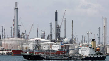 Indian refiners may reduce oil imports as crude prices soar, rupee struggles