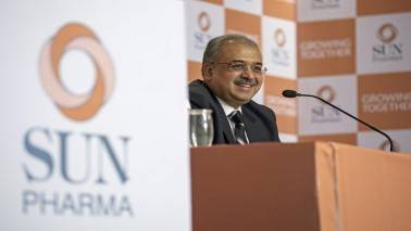 Sun Pharma net profit falls 59% to Rs 912 crore in Q2