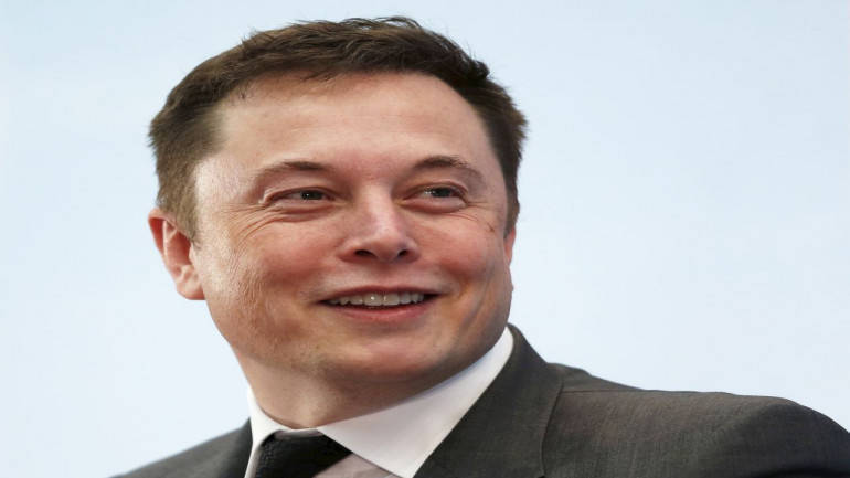 Musk says Tesla has gone from