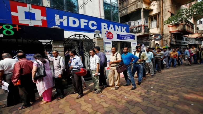 HDFC Bank slips over 3 percent despite Q4 gain