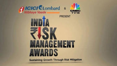 India Risk Management Awards: White paper release on Value Driven ERM
