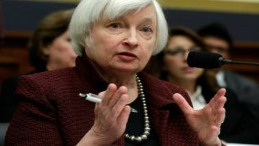 Janet Yellen disappointed not to get a second term as Fed chair