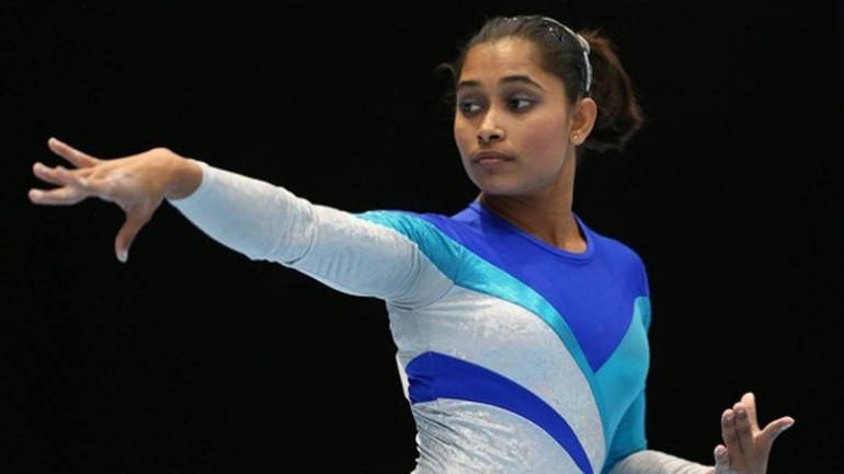 Outstanding Contribution to Brand India- Dipa Karmakar. Dipa Karmakar, the girl who raised everybody's hopes at the Rio Olympics, is the first Indian female gymnast to compete at the games. She attained the fourth position in Women's Vault Gymnastics event at the summer Olympics in Rio. She is an inspiration to girls in India who wish to pursue gymnastics and gives them courage to compete in the next Olympics. Karmakar also bagged a bronze medal at the Asian Gymnastics Championships and finished fifth at the 2015 World Artistic Gymnastics Championships, both firsts for her country.