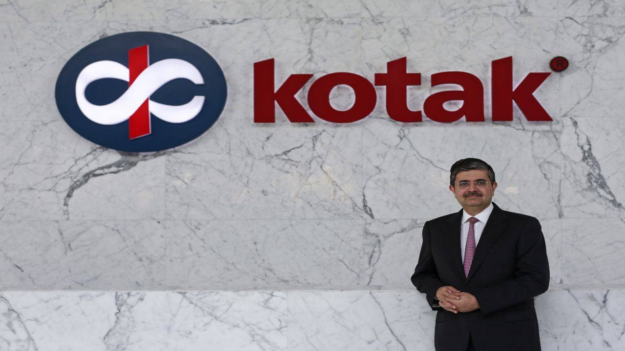 No. 6 | Uday Kotak | Founder and Chairman, Kotak Mahindra Bank | Net worth: Rs 78,600 crore
