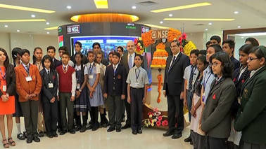 NSE Base Camp: Workshop for class VIII-IX students