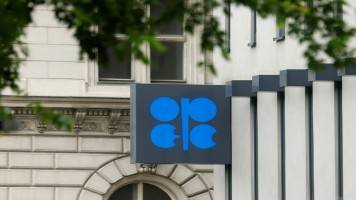 Oil up 1% on OPEC cuts, hopes of easing Sino-US trade tensions