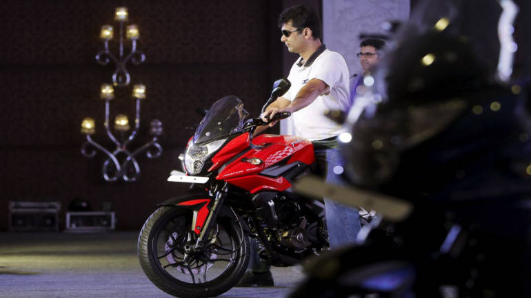 Bajaj Auto May sales disappoint, fall 10% to 3.14 lakh units