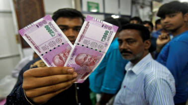 Indian Rupee opens at over 1-year high at 65.40 per dollar
