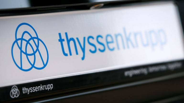 Thyssenkrupp to consider partial listing of elevators business, abandons  split
