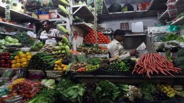 India's April retail inflation at 2.92% vs 2.86% in March