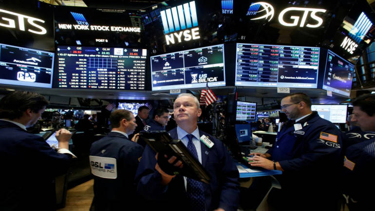 Wall Street set for further losses after historic drop ...