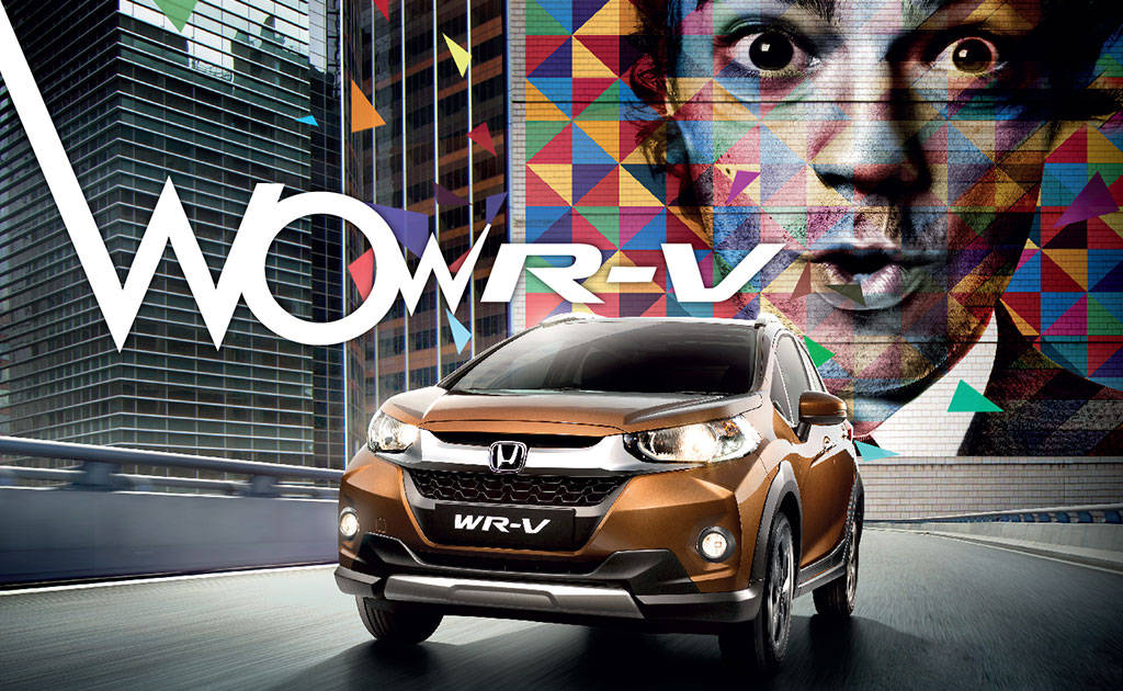 The WRV was Honda's answer to the growing relevance of crossover segment. The car is one of the most expensive hatchbacks in India
