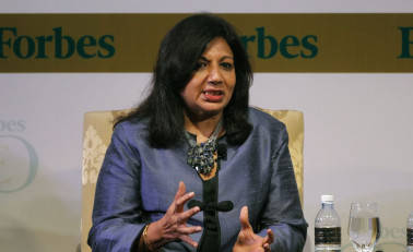 I feel NHPS has not been thought through fully: Kiran Mazumdar-Shaw