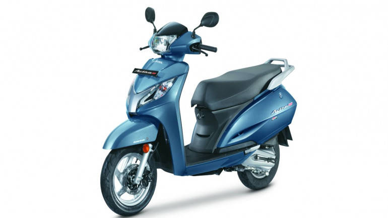 Honda Motorcycle And Scooter India HMSI Today Reported A 1996 Percent Increase In Total Sales At 544508 Units July