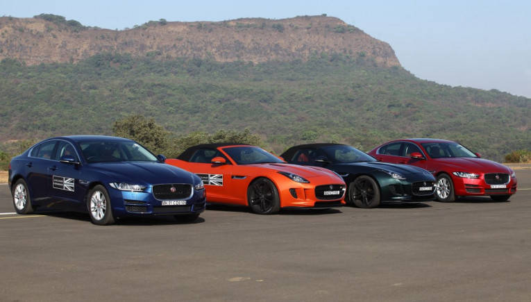 Jaguar Land Rover Lines Up 10 New Cars To Take On Bmw Audi And
