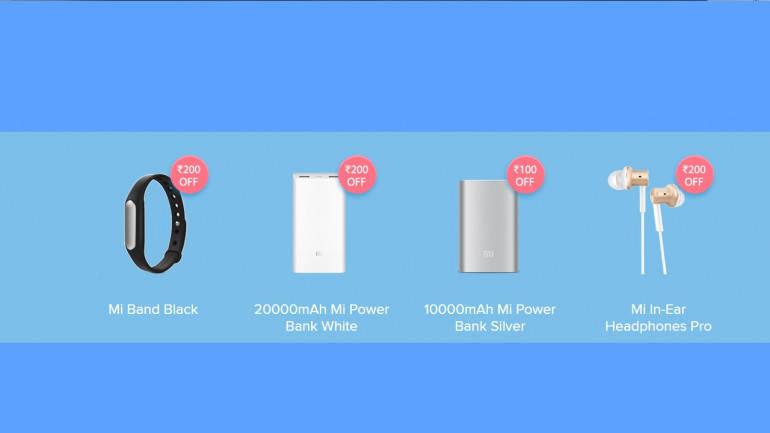Power Bundle.. Xiaomis power bundle