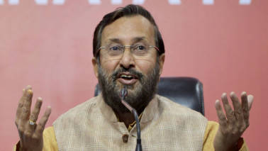 Congress now 'pseudo Hinduism', says Javadekar