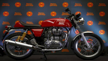 Royal Enfield sales up 17% at 60,113 units in March