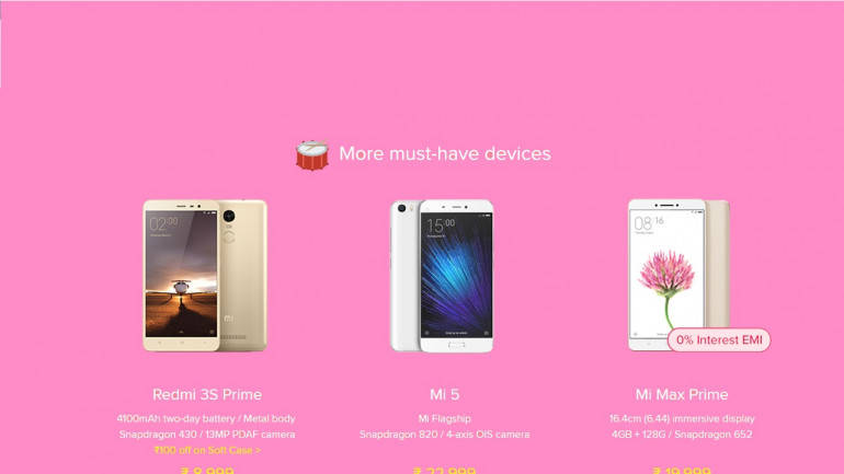 Smartphones at smart prices..The Chinese phone